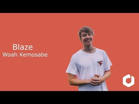 RSK Blaze - Woah Kemosabe Lyrics