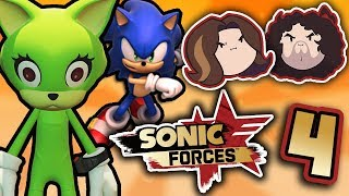 Sonic Forces Bee Bot - PART 4 - Game Grumps