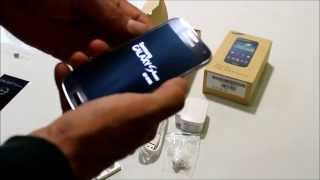 Samsung Galaxy S4 Mini Unboxing by Proporta Thumbnail