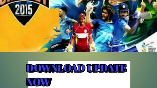 DOWNLOAD ICC PRO CRICKET UPDATE NOW ON ANDROID