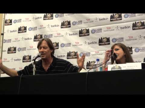Kevin Sorbo Wizard World Philadelphia Comic Con Panel Q&A May 31 2013 Hercules Part 1/2
