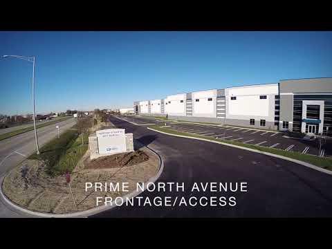 365 North Avenue - New Industrial Construction in Carol Stream, Illinois