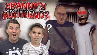GRANNY HAS A BOYFRIEND? Grandpa Horror Game