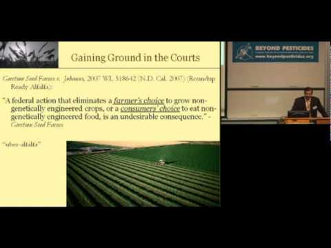 2011 Forum - Genetically Engineered Food: Failed promises and hazardous outcomes
