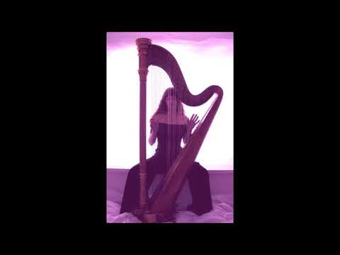 Online Harp Course:  Holy Rhymes  original harp song