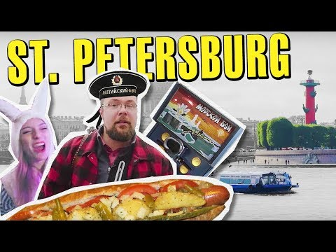 Russia: Tips, Tricks and Travel – St. Petersburg