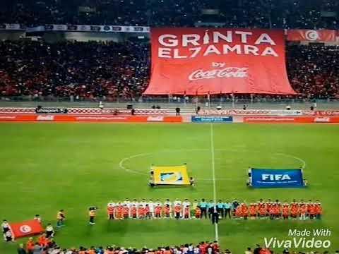 Tunisie vs Libye live now