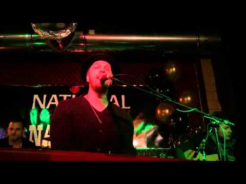 Gavin DeGraw - Chariot 12-31-14 National Underground Nashvi