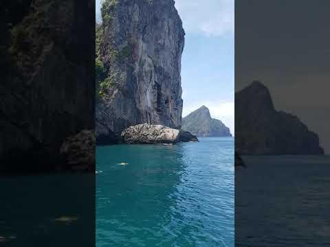 Trip to Thailand phi phi island 13/ 4 2018