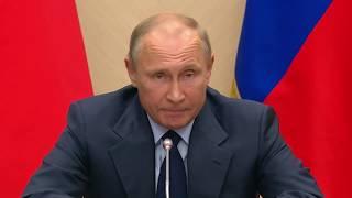 Путин отчитал вице-премьера Аркадия Дворковича