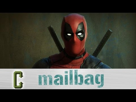 Collider Mail Bag - Deadpool's Crossover Problems With X-Men, What Movie Is The Oscar Frontrunner?