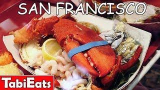 WHAT TO EAT in SAN FRANCISCO (Fisherman