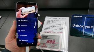 Погоня за Galaxy S8+ в Европе
