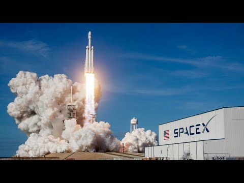 [REPLAY LIVE] Lancement Falcon Heavy commenté en français