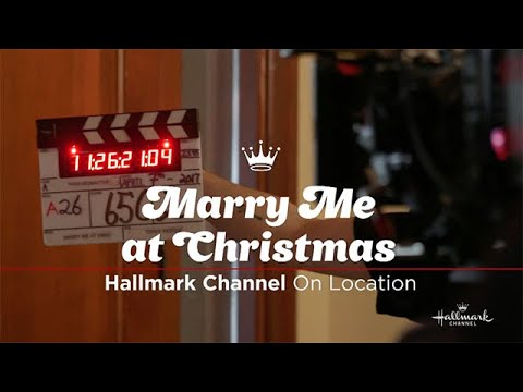 First Look - Marry Me at Christmas - Hallmark Channel