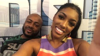 LIVE: PORSHA WILLIAMS & DENNIS MCKINLEY