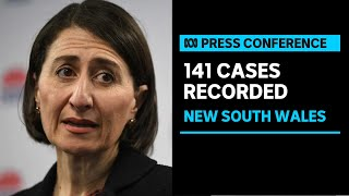 IN FULL: NSW Premier Gladys Berejiklian announces 141 new cases of COVID-19 | ABC News