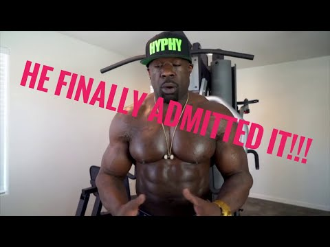 Kali Muscle Stopped Taking So Many Steroids and Everyone Is Shocked