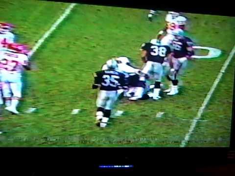 LA Raiders 1991 Todd Marinovich vs. KC.MP4