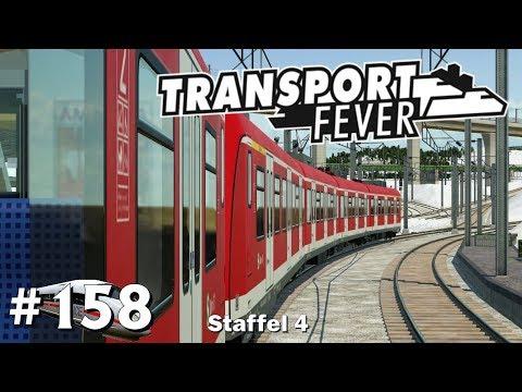 Transport Fever S4/#158: Mit der BR 423 nach Lüttich [Lets Play][Gameplay][German][Deutsch]