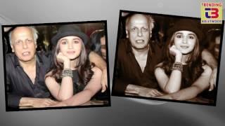 Mahesh Bhatt receives death threats for Alia Bhatt and Soni Razdan