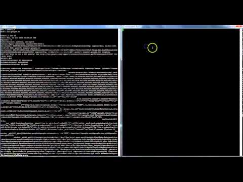 The HTTP GET method - Telnet request and response .