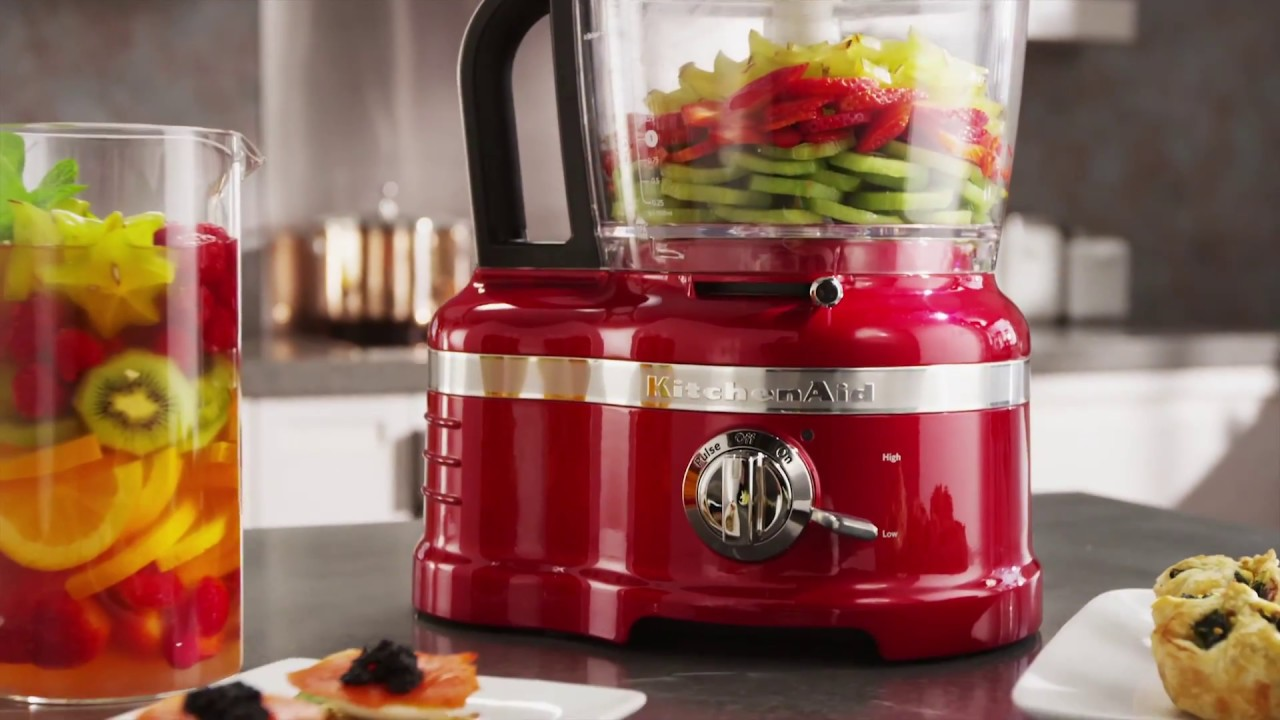 Kitchenaid  Cup Food Processor Youtube