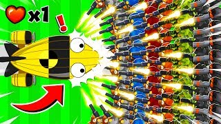 INSANE SNIPER MONKEY ONLY CHALLENGE in BLOONS TD 6!