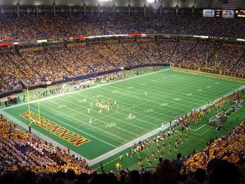 2003 Michigan at Minnesota