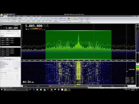 Shortwave - SDRPlay RSP2Pro & SDRConsole Software