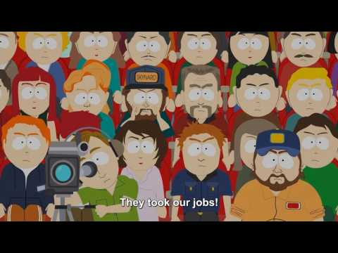 South Park  They Took Our Jobs