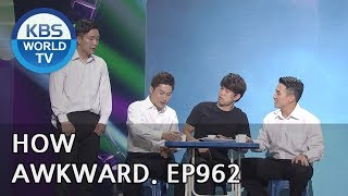 How Awkward I 당황스럽다 [Gag Concert / 2018.08.25]