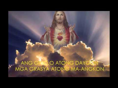 ANG PATRON Magpalacir Choir with Lyrics