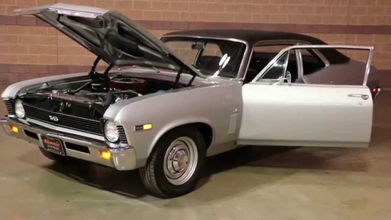 1969 Chevrolet Nova SS For Sale~406 Small Block~Beautiful ...