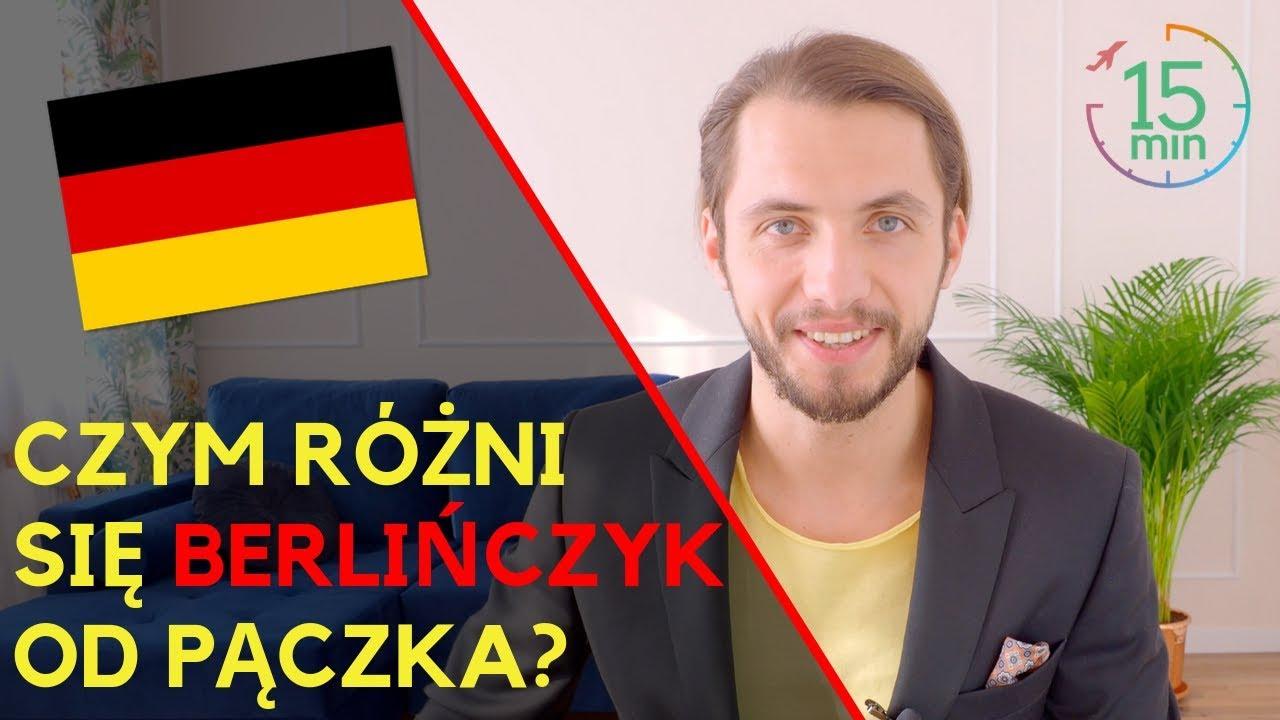 Kiedy nie stawiać rodzajnika po niemiecku czyli… czym różni się berlińczyk od pączka?