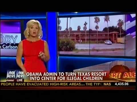 Border Crisis - Obama Admin To Turn Texas Resort Into Center For Illegal Children - The Real Story