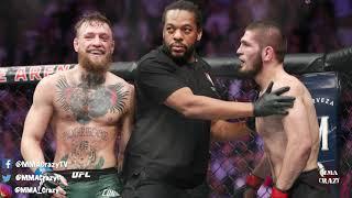 Conor McGregor Sends Shot At Khabib & Ali Abdelaziz Responds