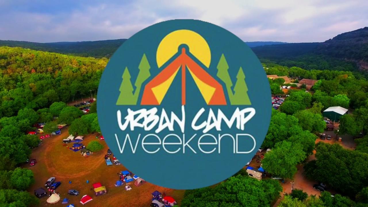 Urban Camp Weekend - Full Behind The Scenes