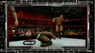 Randy Orton gets PISSED at Kofi Kingston for Botching the Ending of the Match