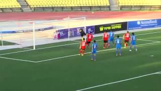 чемпионат Таджикистана, 1-й тур, Истиклол-Худжанд - 2:0