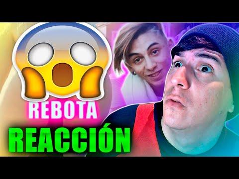 REACCIÓN!! ECKO (ft. Khea, Seven Kayne, Iacho) - Rebota