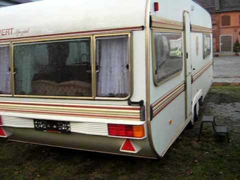 Wohnwagen Weippert Spezial 620 TF