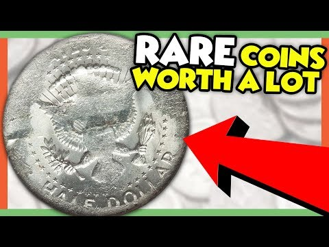 7 CRAZY VALUABLE COINS TO LOOK OUT FOR - RARE ERROR COINS WORTH A LOT OF MONEY