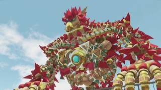 Here is the first mission of Knack on very hard. As you can see, it...