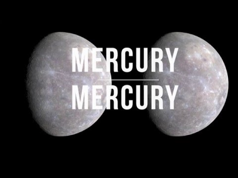 Synastry Inter-Aspect Series: MERCURY + MERCURY Compatibility - YouTube