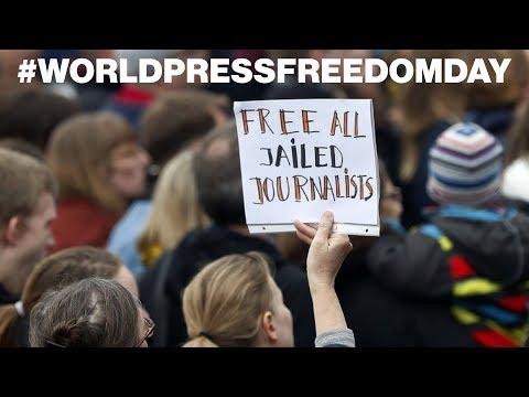 La giornata mondiale della libertà di informazione - Timeline