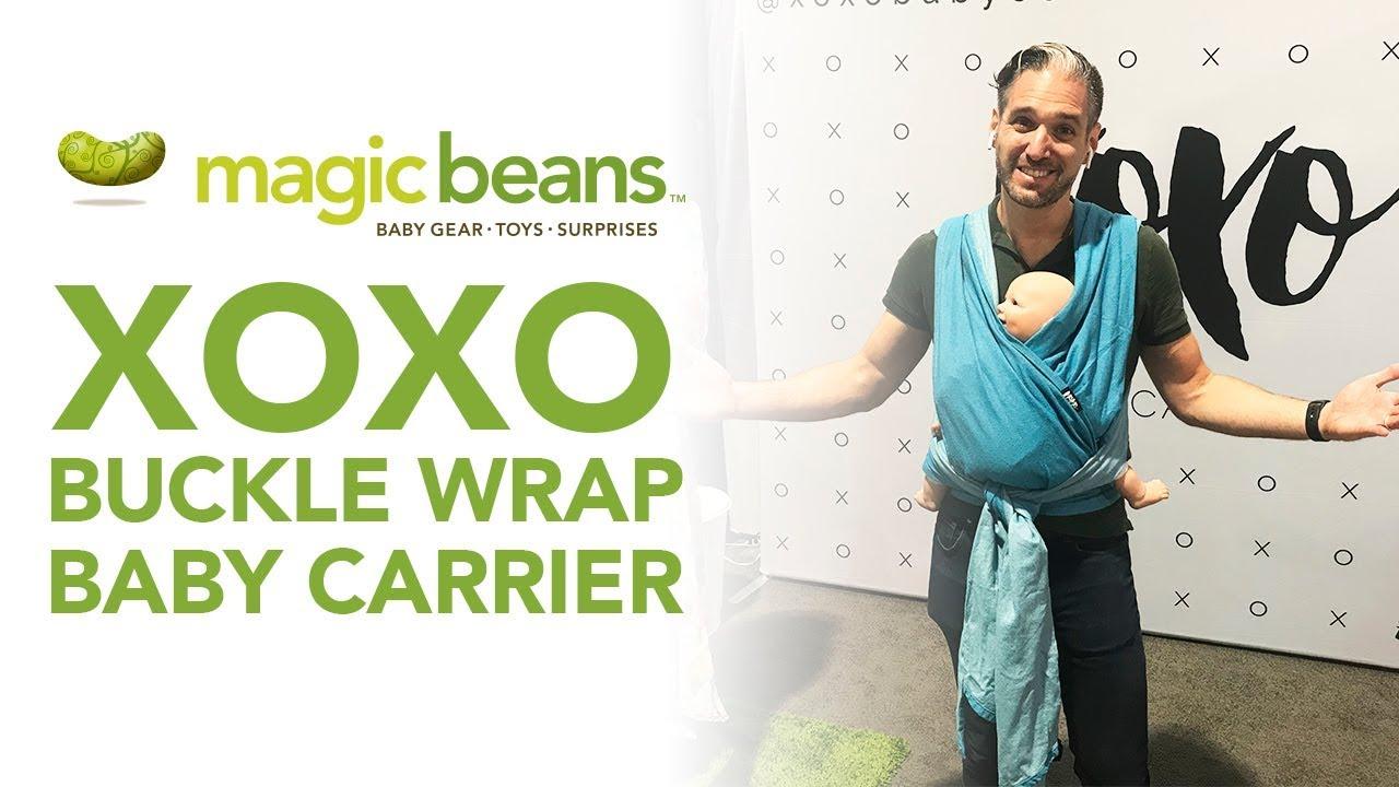 879dd40738e Xoxo Buckle Wrap Baby Carrier