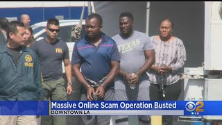 80 Indicted In 'Sophisticated' Nigerian Online Fraud, Money Laundering Scheme
