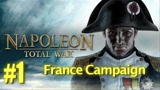 Napoleon Total War - France Campaign #1
