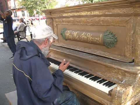 Play Me, I'm Yours - Piano Boston